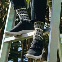 Cotton-Linen Socks